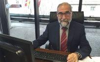 Fernando Domínguez, consejero de Salud de Navarra.