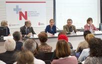 Presentación de la Estrategia de Humanización de Navarra