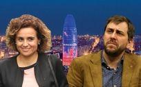 La relación de Dolors Montserrat con Toni Comín por la defensa de la EMA se ha visto alterada estos últimos meses