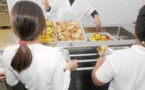 Todos los casos conocidos son niños que este miércoles comieron en el comedor escolar