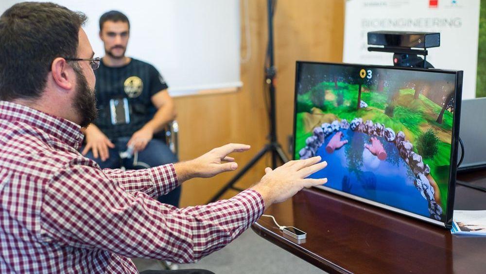 Rehabilitation Gaming System mejora la recuperación de pacientes que han sufrido un ictus.