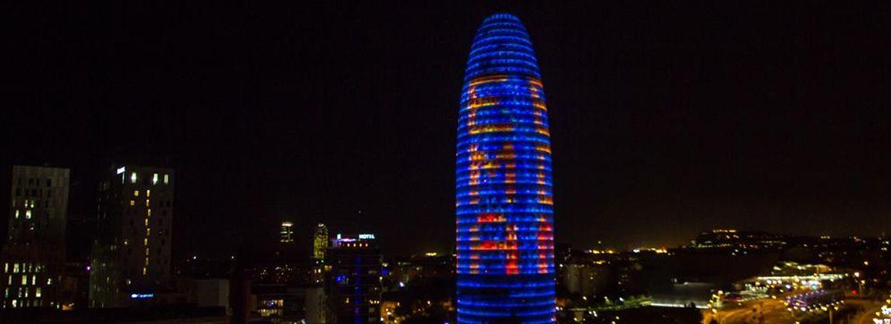 La Torre Glòries en Barcelona es el edificio propuesto por la candidatura española para acoger la EMA.