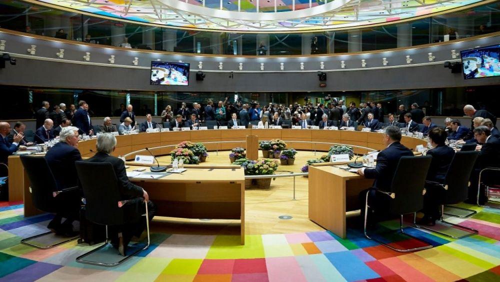 Imagen de una de las reuniones del Consejo de la Unión Europea.