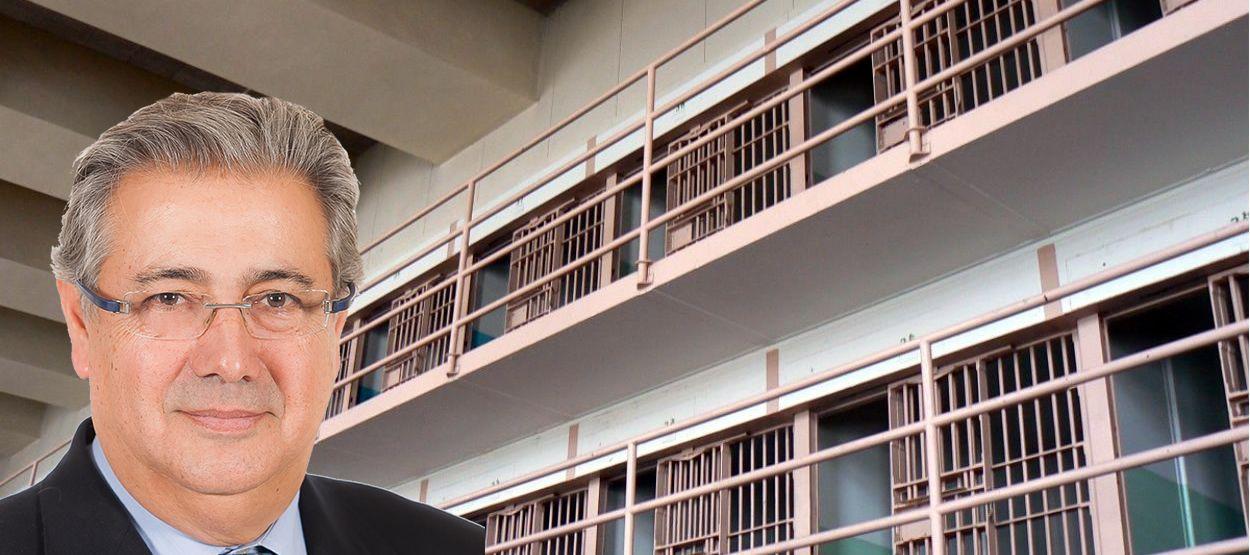 La sanidad penitenciaria depende actualmente del Ministerio del Interior, cuyo titular es Juan Ignacio Zoido