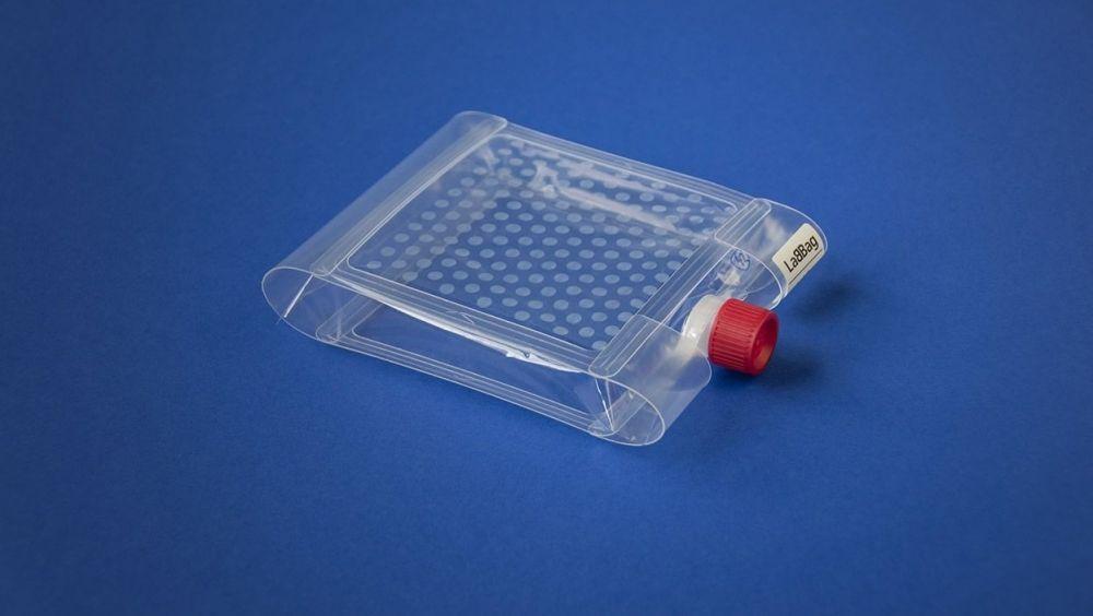 Imagen del dispositivo LabBag desarrollado por el Instituto Fraunhofer