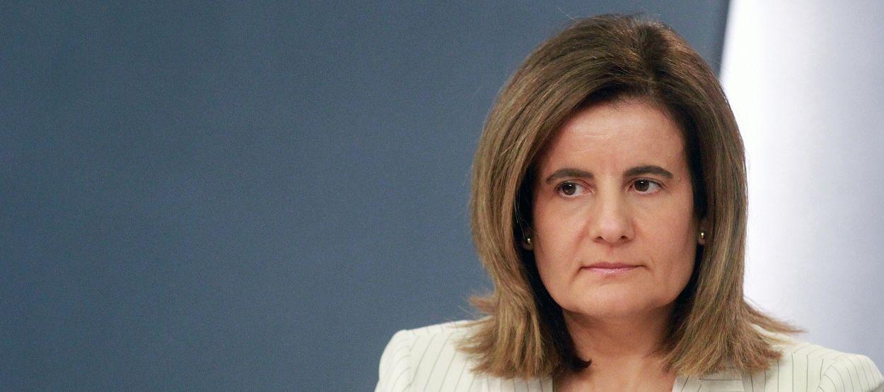 Fátima Báñez es ministra de Empleo