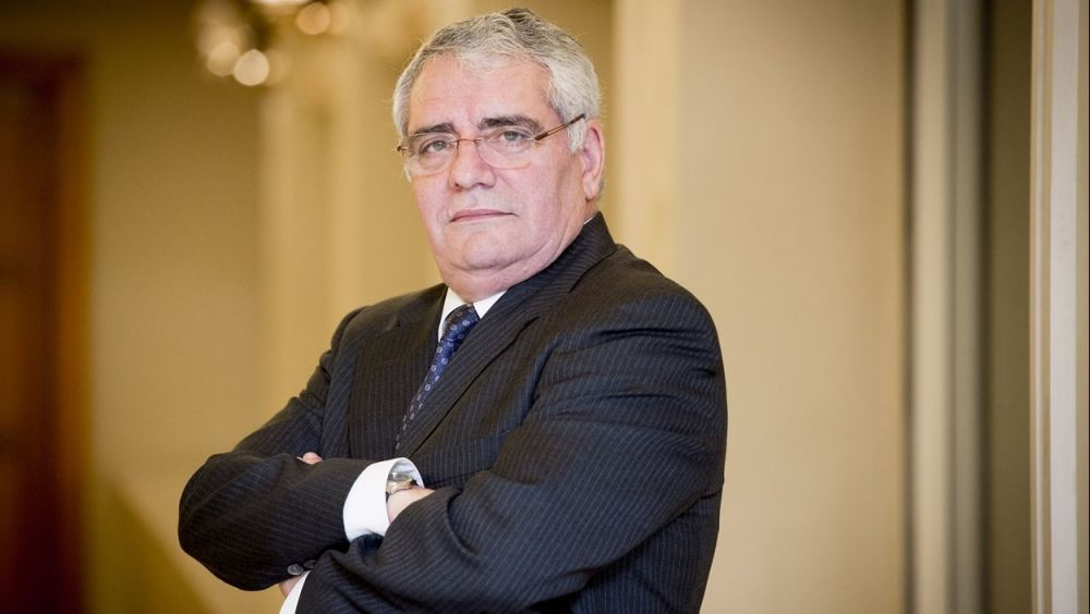 Sergio Quintairos, presidente del Colegio de Enfermería de A Coruña