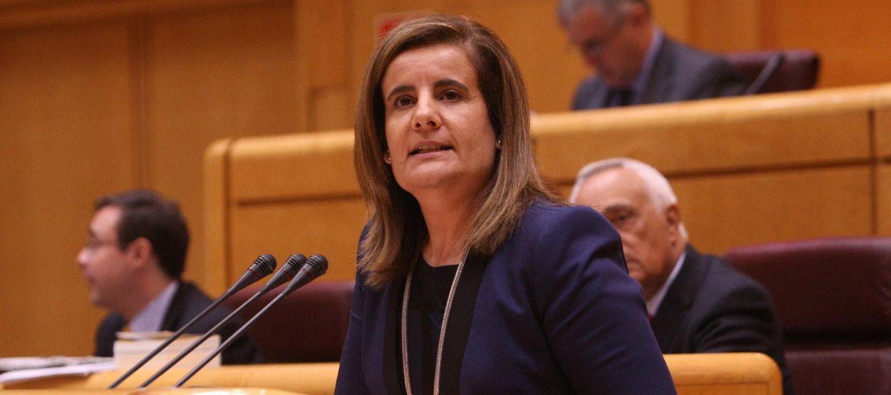 La exministra de Sanidad, Fátima Báñez, ha comunicado su decisión de abandonar la política