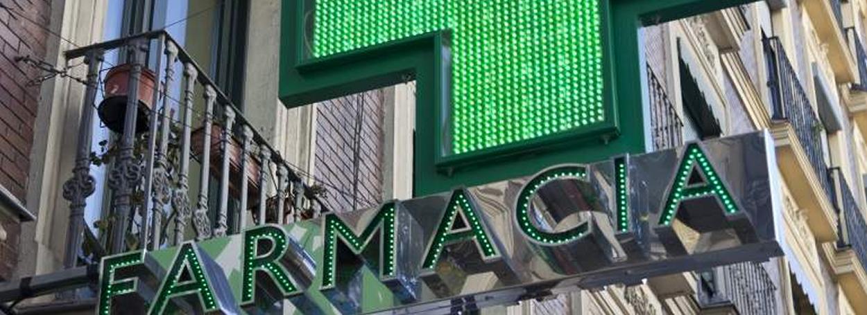 La Comunidad de Madrid, Andalucía y Cataluña aúnan el 47,5% del total de las farmacias online en España