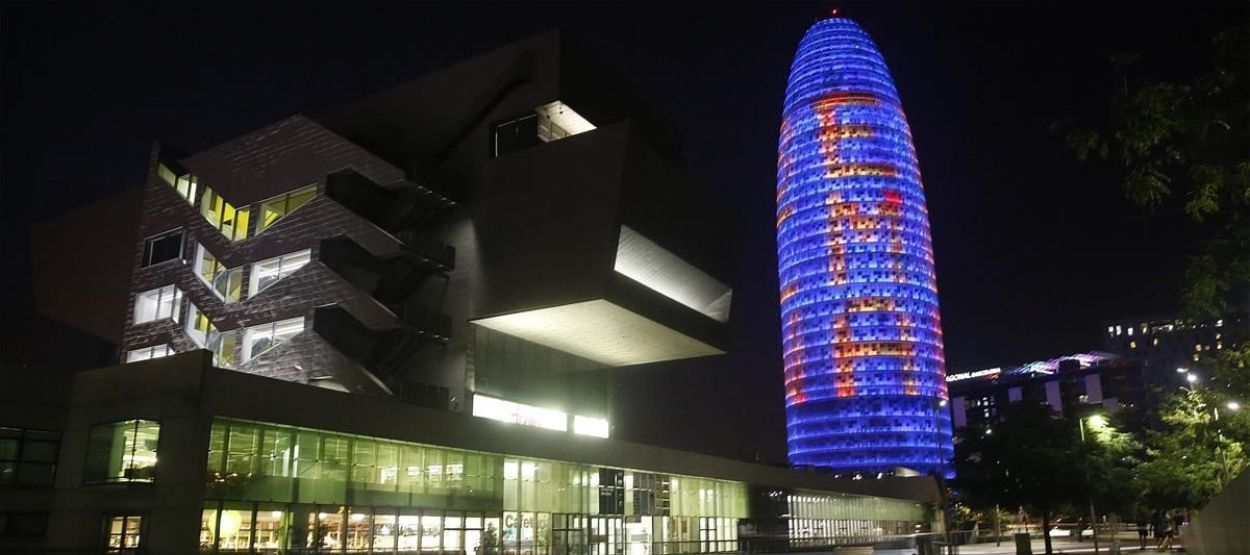 Barcelona pretendía ubicar la sede de la EMa en la Torre Agbar