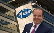 Sergio Rodríguez, director general de Pfizer en España