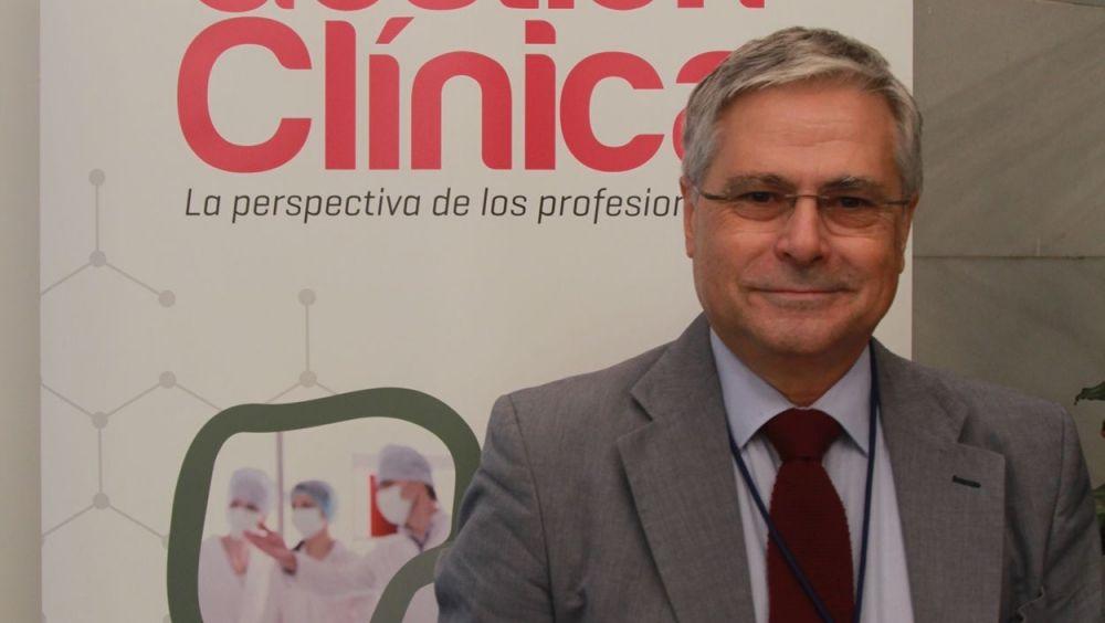 Fernando Carballo en la Jornada FACME de Gestión Clínica de 2016