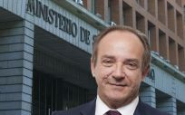 El director general de Sanidad, Javier Castrodeza