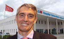 Juan Antonio Álvaro de la Parra es el gerente del Hospital Universitario Infanta Elena