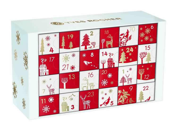 Calendario Adviento Yves Rocher