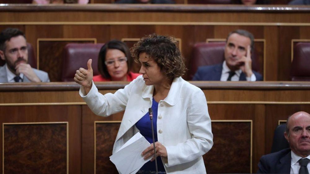 El CNPT critica la actuación del Gobierno y de la ministra de Sanidad, Dolors Montserrat en la legislación contra el tabaco.