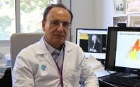 El doctor Santiago Ramón y Cajal, jefe del grupo de investigación en Patología Molecular Traslacional del Vall d'Hebron Instituto de Investigación (VHIR).