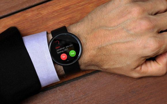 Un smartwatch detecta ataques al corazón y avisa a los servicios de emergencias
