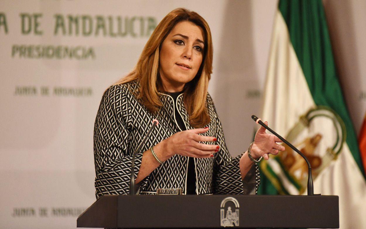 Fraude en Andalucía: posible enchufismo masivo en el SAS