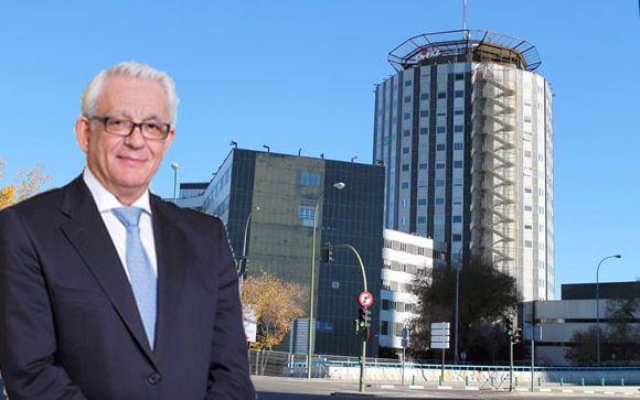 El consejero de Sanidad de Madrid, Jesús Sánchez Martos.