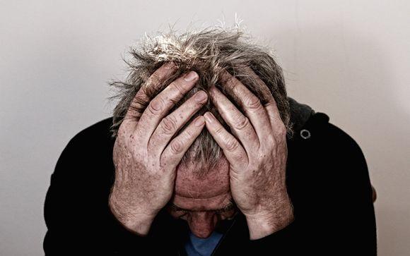 El 25% de la población padecerá una enfermedad mental una vez en su vida