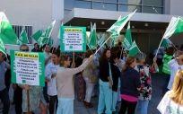 En agosto de 2017 ya se habían producido 39 huelgas en el sector sanitario español