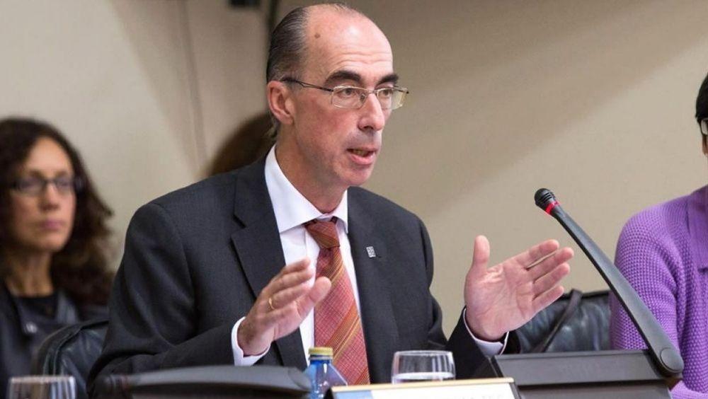 Jesús Vázquez Almuiña, consejero de Sanidad de la Xunta de Galicia.