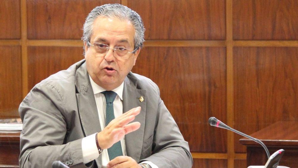 Antonio Alarcó, portavoz de Sanidad del PP en el Senado