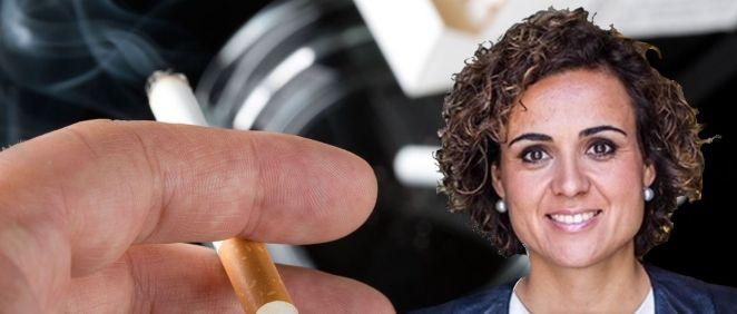 La ministra de Sanidad, Dolors Montserrat, defendió recientemente en el Congreso la transposición de la Directiva europea del tabaco.