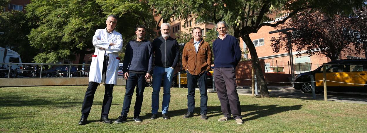 Grupo de investigación en Terapia Génica y Celular y el de Diagnóstico y Terapia Molecular,  vinculado al Banco de Sangre y Tejidos (BST) del Vall d'Hebron Research Institute, responsable de la investigación.