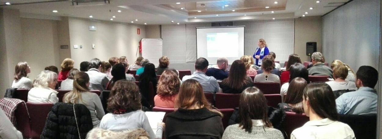 Se ha celebrado el primer taller formativo para pacientes sobre Angioedema Hereditario (AEH) de la Comunidad de Madrid.
