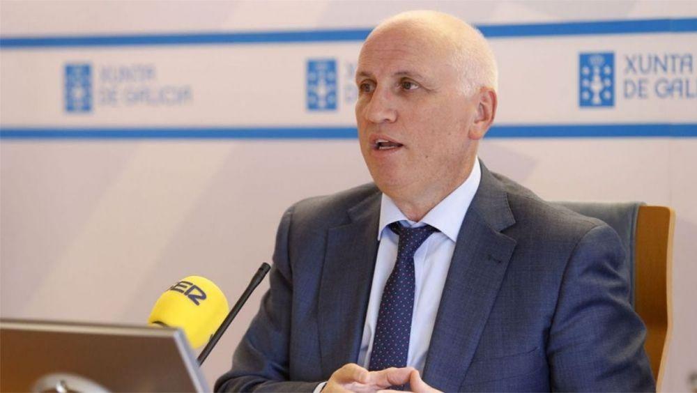 Antonio Fernandez Campa es gerente del Sergas