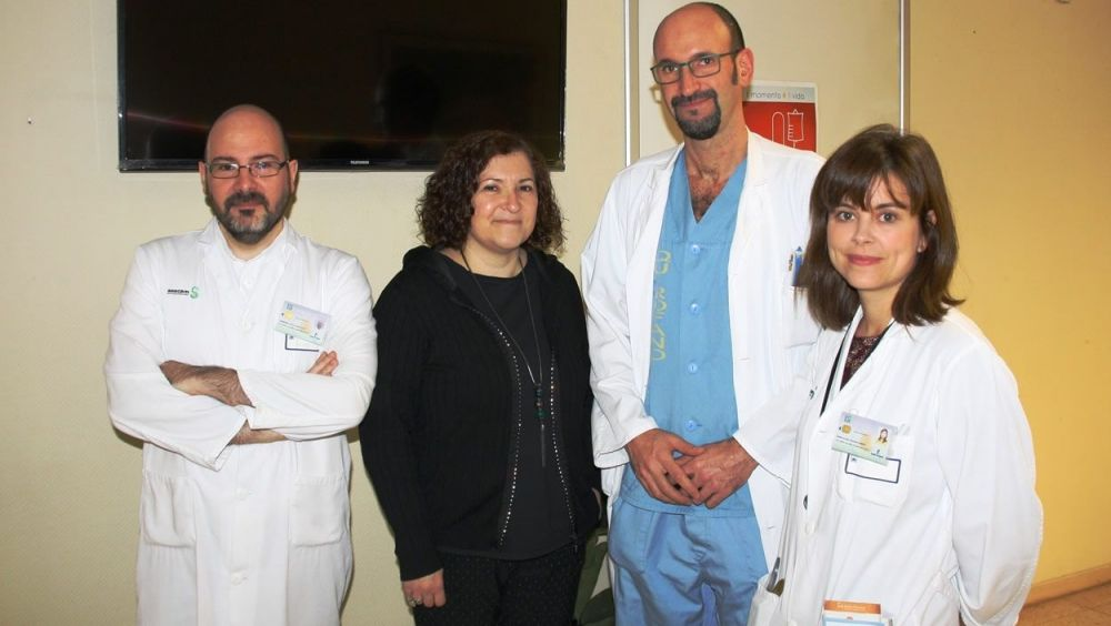 El Servicio de Rehabilitación de Cuenca incorpora una nueva técnica para el tratamiento de las tendinopatías calcificadas de hombro