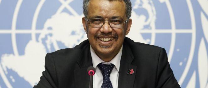 Tedros Adhanom Ghebreyesus, director de la OMS (Foto. OMS)