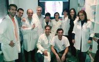 Las donaciones permiten perfeccionar diferentes técnicas quirúrgicas a los futuros oftalmólogos del Hospital Mancha Centro