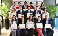 Ganadores Becas I+E 2017 Fundación Colegio Médicos Las Palmas