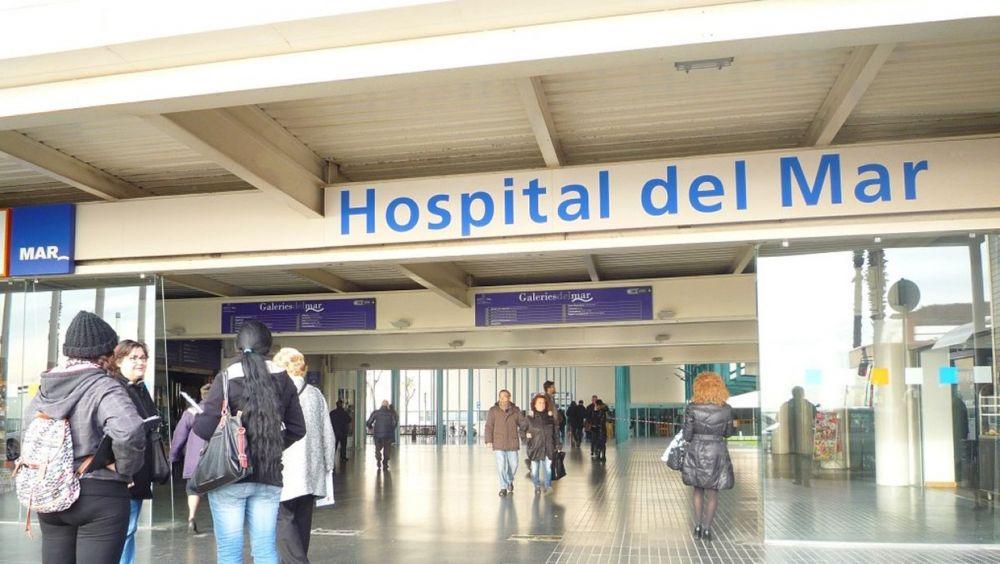 La negligencia médica en la operación de vesícula que causó daños a la paciente ocurrió en el Hospital del Mar, Barcelona.
