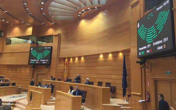 El Senado aprueba por unanimidad instar al Gobierno a transferir la sanidad penitenciaria a las autonomías