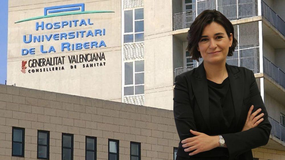 La consejera de Sanidad de Valencia, Carmen Montón