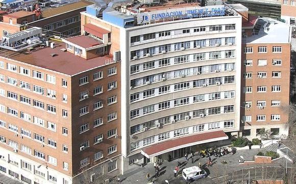 La Fundación Jiménez Díaz, el mejor hospital de España