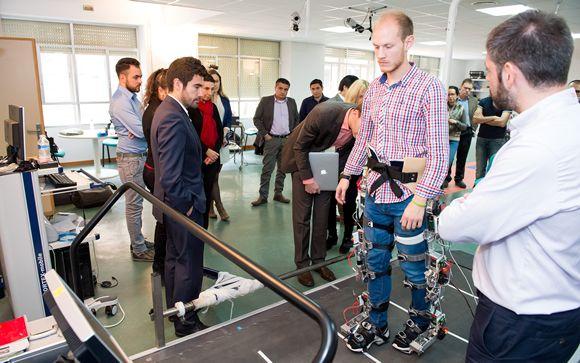 España, alumna aventajada en neuro-robótica