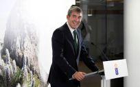 Fernado Clavijo, presidente de Canarias