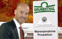Christoph Stolle, director general de Grünenthal Pharma España.