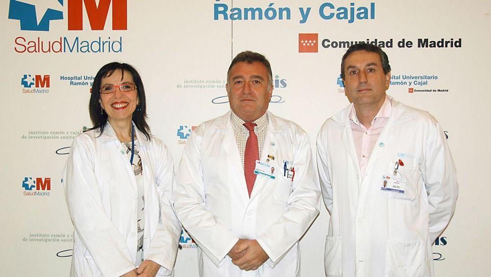 Carmen Guillén Ponce, Agustín Utrilla y Miguel Ángel Moreno Pelayo en la inauguración del aniversario del Genoma como Patrimonio de la Humanidad.