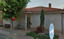 Centro de Salud de Lardero en La Rioja, donde ocurrieron los hechos