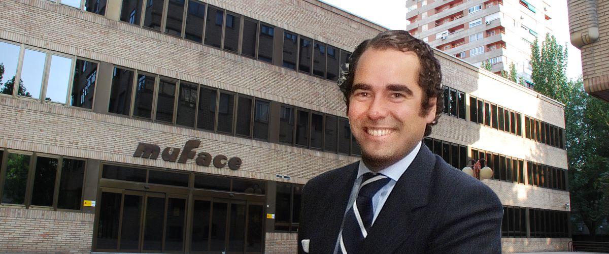 Antonio Sánchez, director general de Muface.
