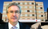 Joseba Barroeta, director gerente del Hospital Gregorio Marañón