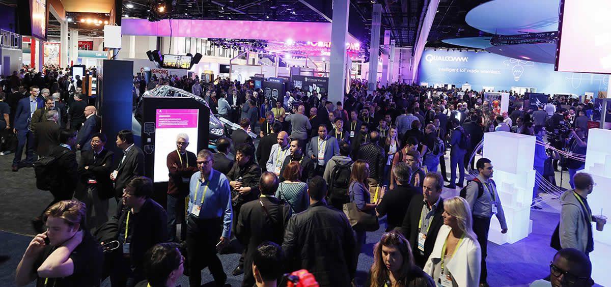 El Consumer Electronic Show (CES) es una de las ferias de tecnología y electrónica más relevantes del planeta
