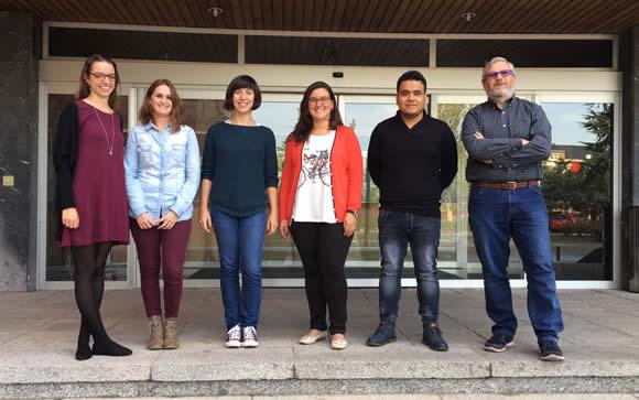 Grupo de la Unidad de Tumores Sólidos Infantiles del ISCIII.