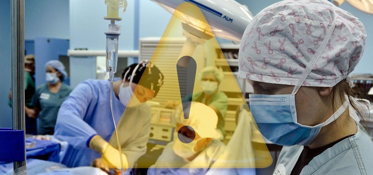 Las Consejerías de Sanidad de cada comunidad autónoma informan a los hospitales sobre las alertas sanitarias